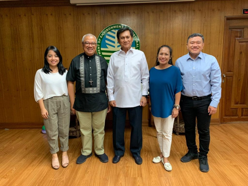 Church leaders to DENR: uphold our people's right to clean air