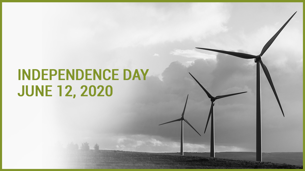 Green energy groups mark Independence Day with call for energy sovereignty