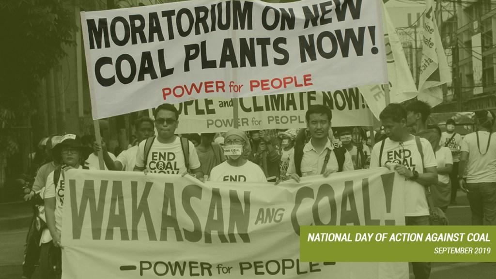 P4P on the DOE moratorium on new coal plants