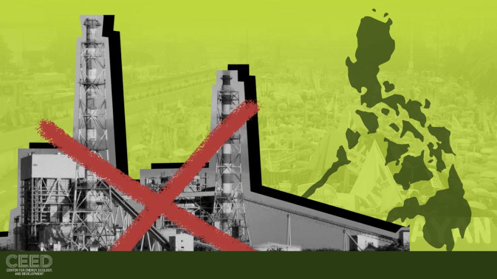 Mapping Ph's Coal Exit: CEED's Statement on DOE's Coal Moratorium